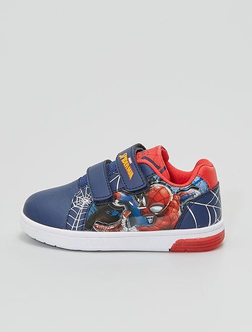 Zapatillas deportivas 'Spider-Man'                             azul navy