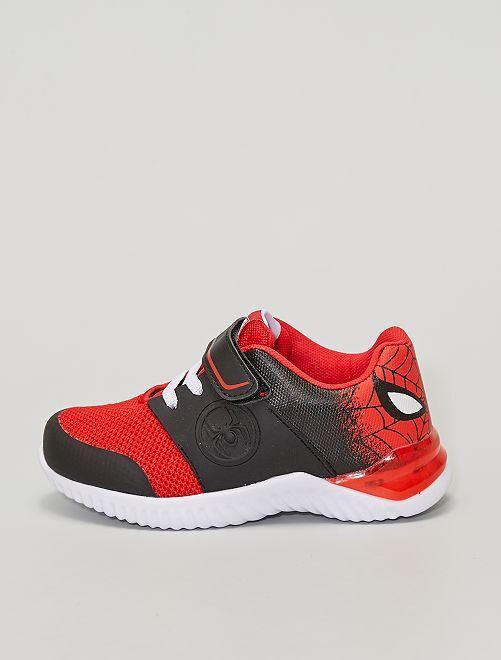 Zapatillas deportivas 'Spider-Man'                             negro