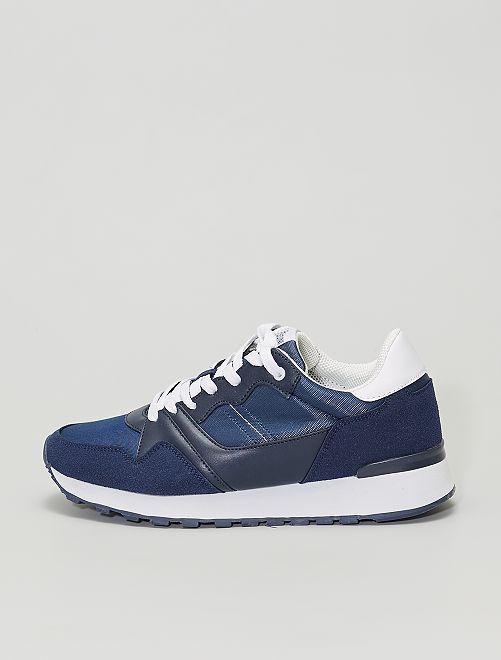 Zapatillas estilo running                             AZUL