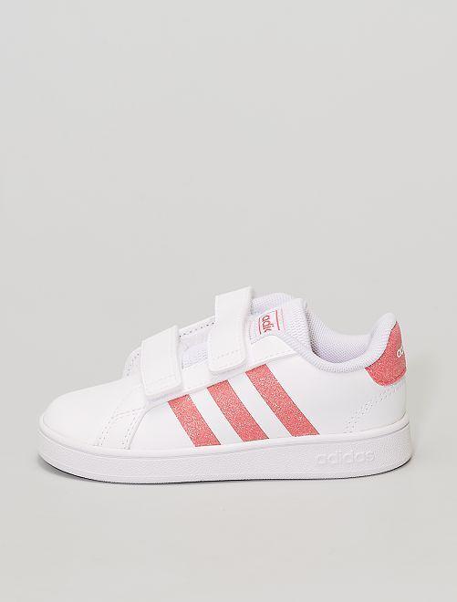 Zapatillas 'Grand court' 'Adidas'                             blanco