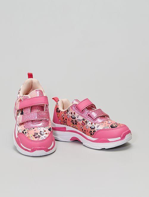 Zapatillas 'LOL Surprise'                             rosa
