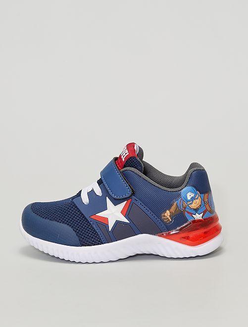 Zapatillas 'Los Vengadores'                             azul