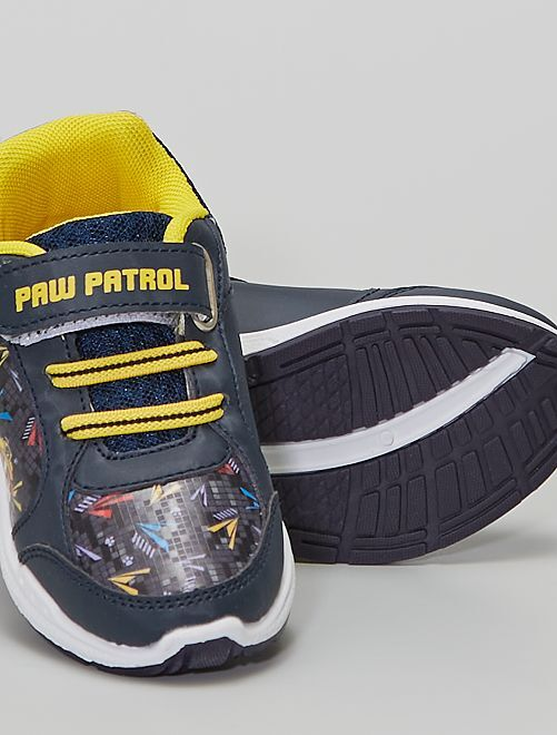 Zapatillas luminosas 'La Patrulla Canina'                             AZUL