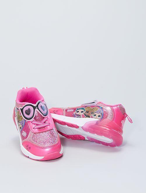 Zapatillas luminosas 'L.O.L. Surprise!'                             PURPURA