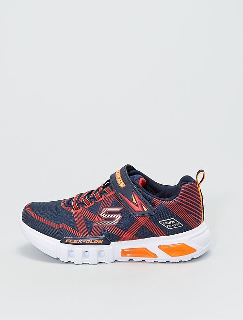 Zapatillas luminosas 'Skechers'                             BEIGE