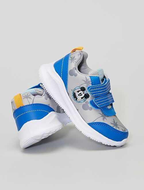 Zapatillas 'Mickey'                             gris/azul