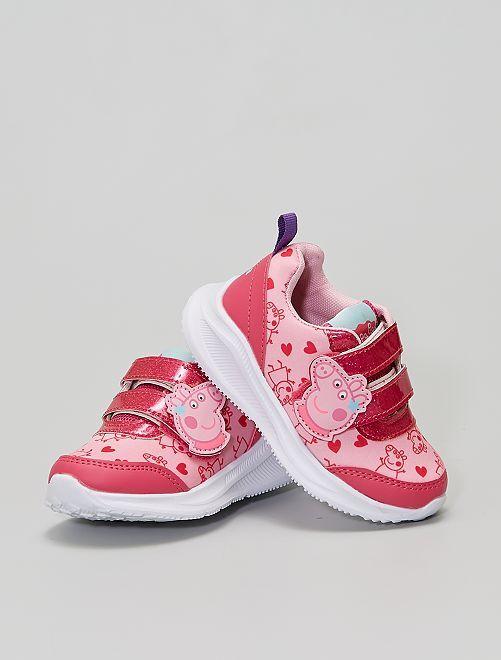 Zapatillas 'Peppa Pig'                             rosa
