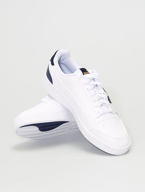 Zapatillas 'Puma Shuffle'                             blanco