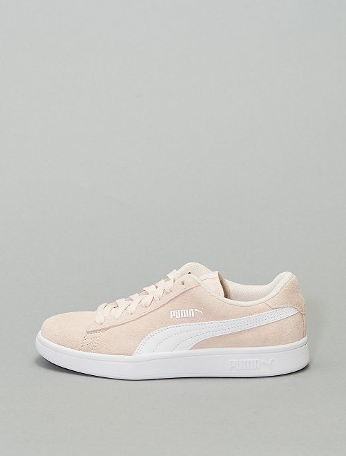 Zapatillas 'Puma' 'Smash V2 SD'                             BEIGE