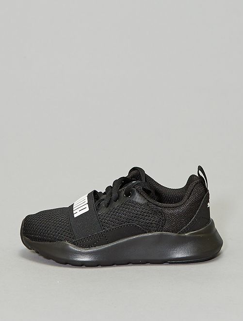 Zapatillas 'Puma' 'Wired'                     NEGRO