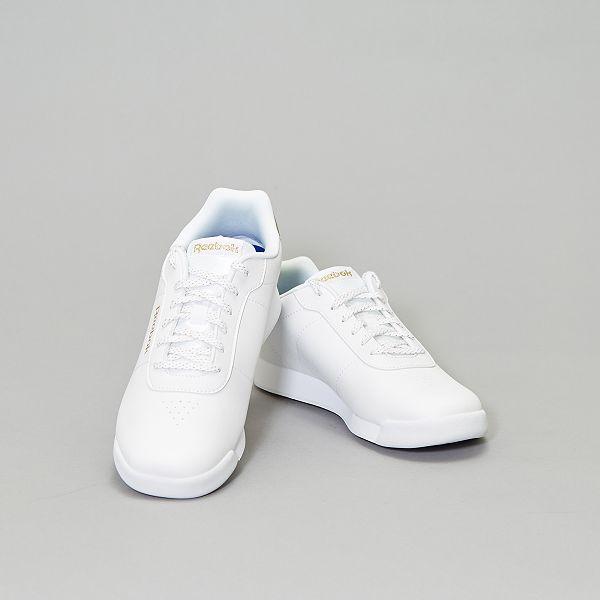 48 Royal 34 Blanco Talla 'reebok Mujer Zapatillas Charm' A