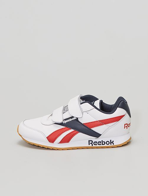 Zapatillas 'Reebok' 'Royal CLJOG 2 2V'                             BLANCO/marino/rojo
