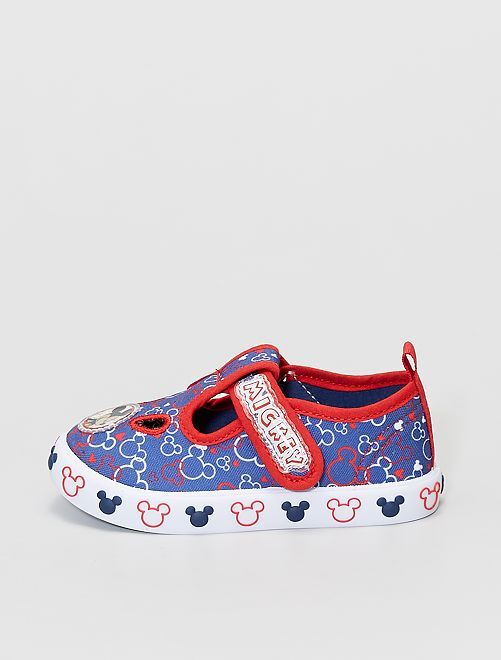 Zapatillas salome 'Mickey' 'Disney'                             azul