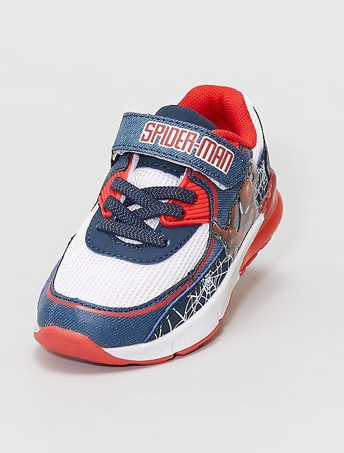 Zapatillas 'Spider-Man' de 'Marvel'                             azul marino