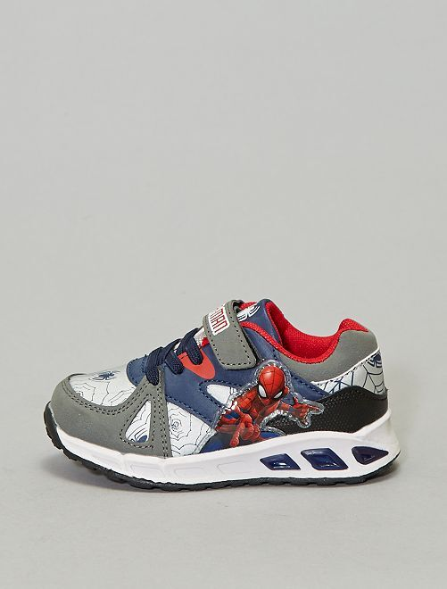 Zapatillas 'Spiderman'                             GRIS