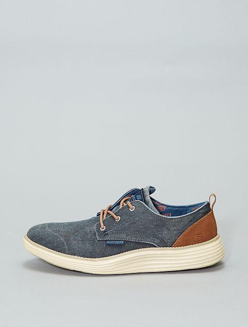 Zapatillas urbanas 'Skechers'                             AZUL Hombre