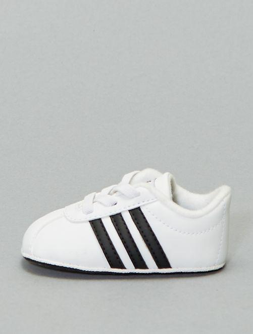 Zapatillas 'VL Court' 'Adidas'                                         BLANCO