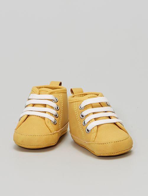 Zapatillas 'Winnie'                             AMARILLO