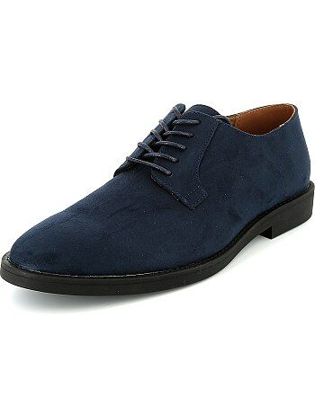 Zapatos de antelina - Kiabi