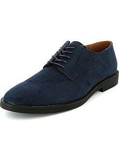 Zapatos - Zapatos de antelina