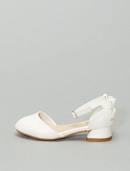 Zapatos de fiesta                             blanco