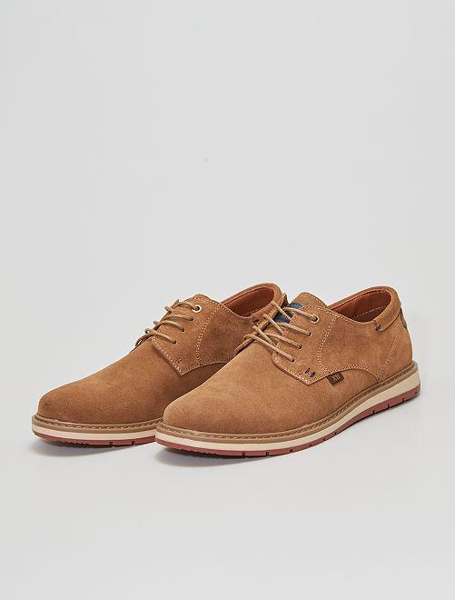 Zapatos de vestir                             camello