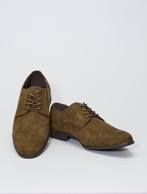 Zapatos de vestir                             castaño