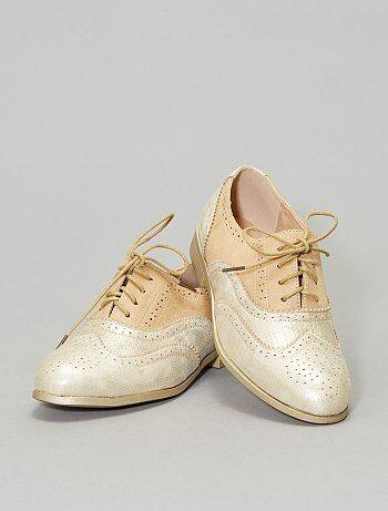 Zapatos Con Rebajas Cordones MujerKiabi De cjS53RLq4A