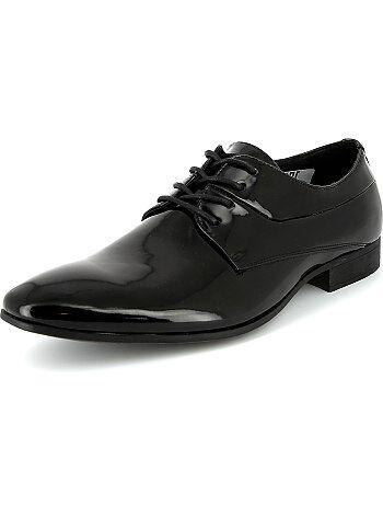 Zapatos Oxford de charol - Kiabi