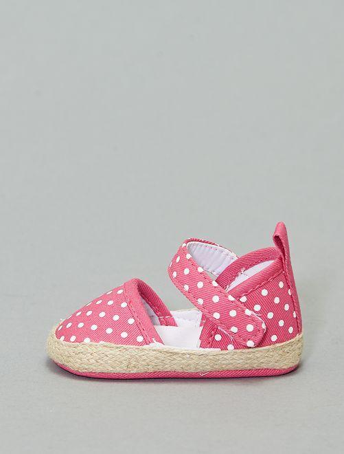 Zapatos veraniegos                                                                 PURPURA